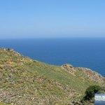Coast near the Moni Aghios Andrea Chapel