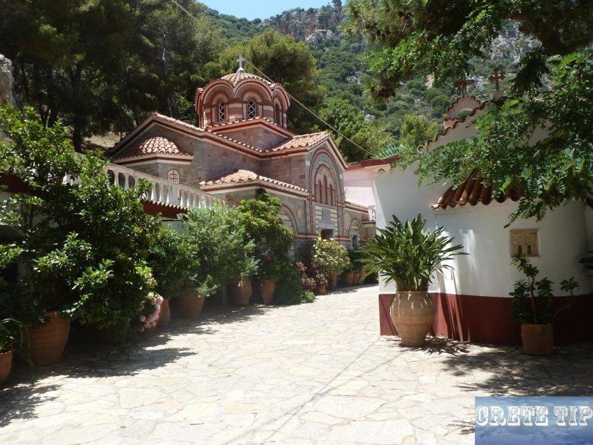 Monastery of St George Sellinari