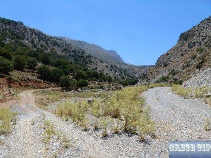 Inside the Havga Canyon