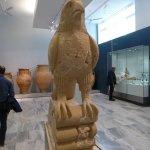 Birds from the Temple of Zeus in Amnisos