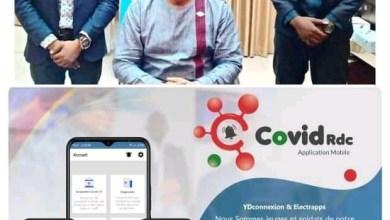 Photo of RDC : Covid-19 : présentation de l'application Covid-Rdc une solution Digitale 100% congolais