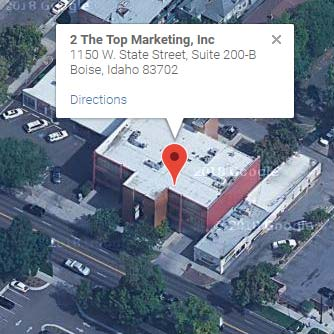Boise Office: 1150 W. State Street, Suite 200-B, Boise, Idaho 83702