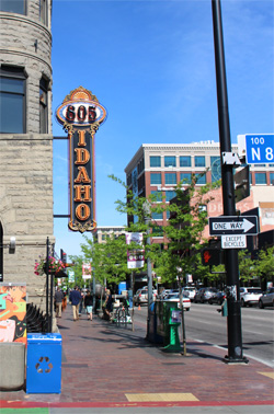 Idaho Street Boise, ID