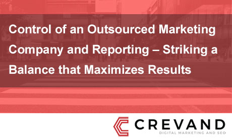 Control of an Outsource Marketing Company