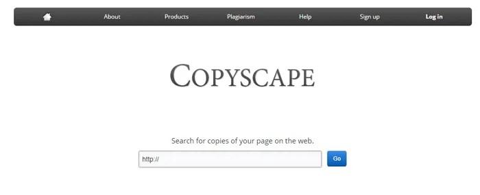 Duplicate Blog Content