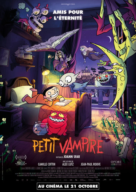 Le Petit Vampire Film 2017 : petit, vampire, Little, Vampire,, Feature, Film,, 2016-2020, United