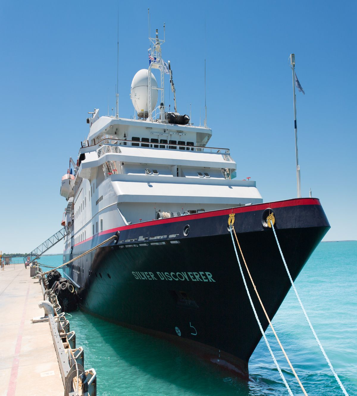 Butlers Wanted On Silver Discoverer Crew Agency - Silver discoverer