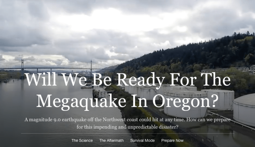 Oregon UnPrepared OPB Photo