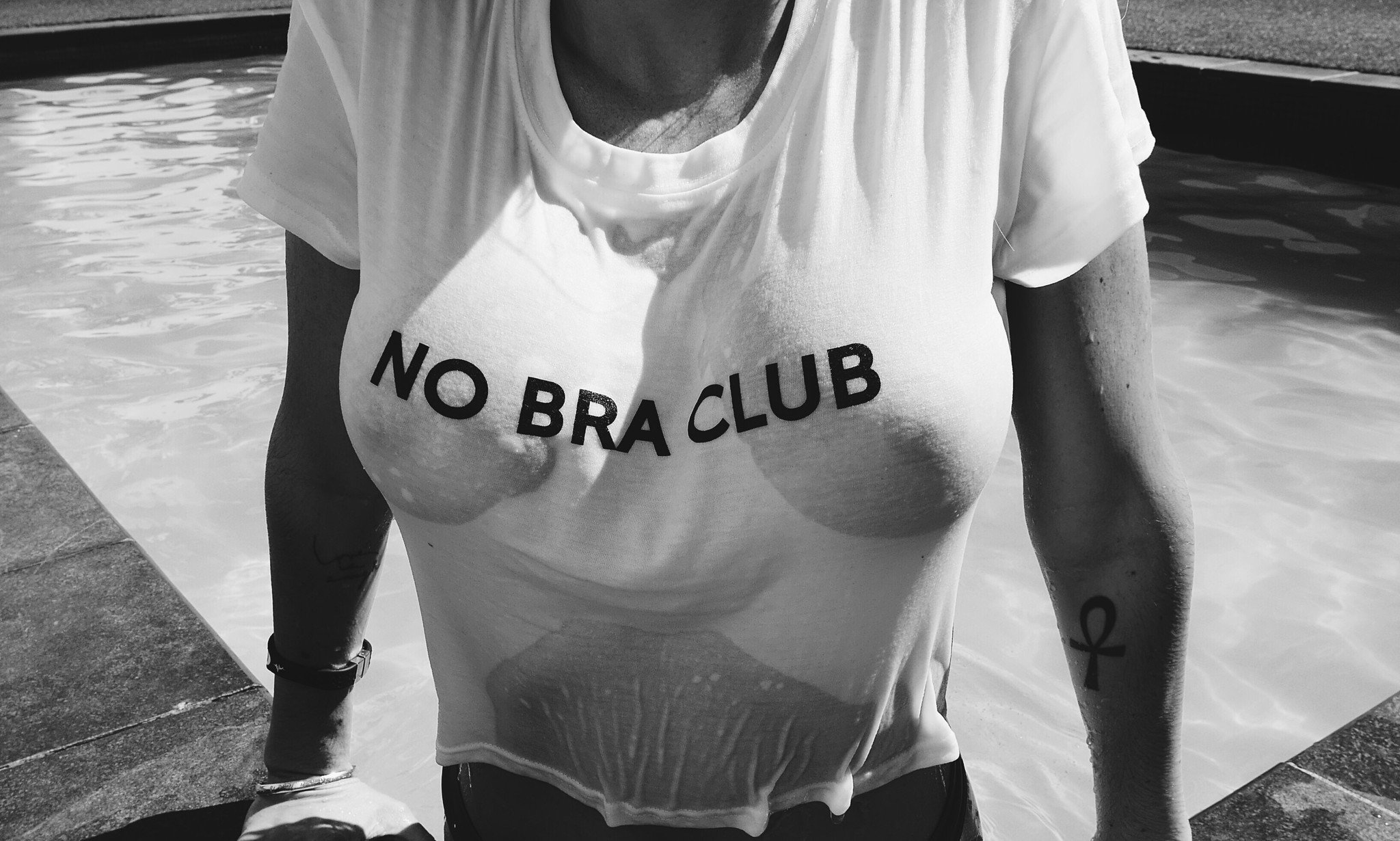 Create Own 3d Name Wallpaper No Bra Club Short Sleeve Cropped T Shirt