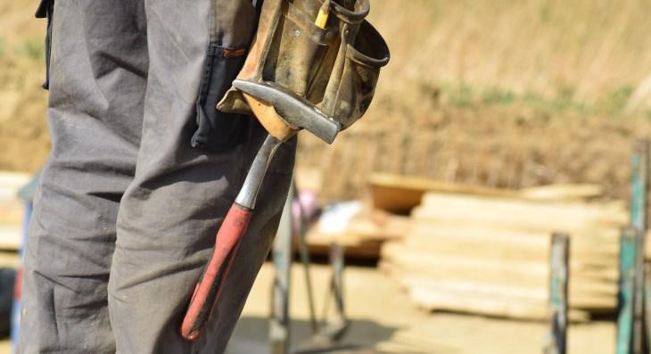 Der Mindestlohn im Baugewerbe ändert sich.