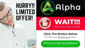 Banner Alpha WhatsApp