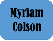 myriam colson logo