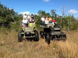 swamp buggy ride