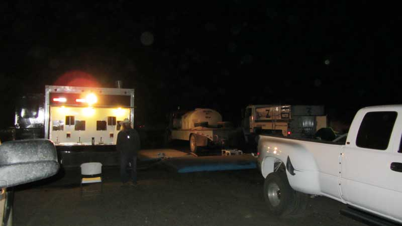 Grey Water Trucks  Crewzers  Fire  Disaster Support Services