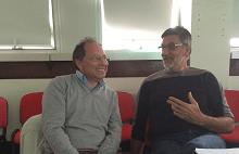 Jean Pierre Hugot et Eric Ogier Denis
