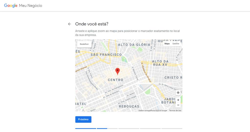 Como cadastrar minha empresa no Google meu negócio? 5
