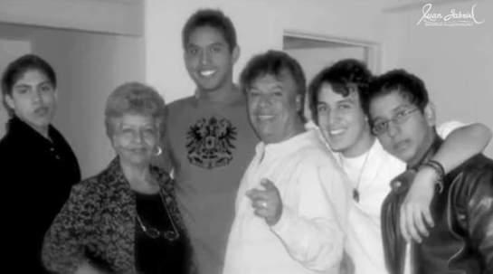 Otra familia muy famosa y nada tradicional