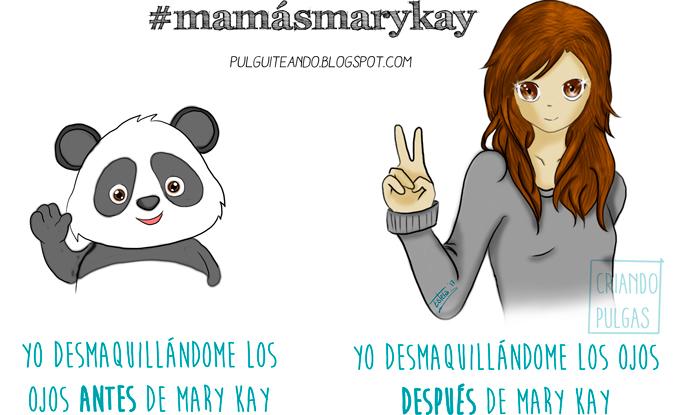Sello de calidad mamás Mary kay
