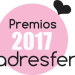 nominada a los premios madresfera 2017