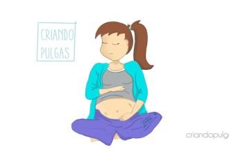 Segundo embarazo, haciéndolo oficial