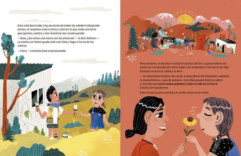 Foto de página del libro No hay Planeta B