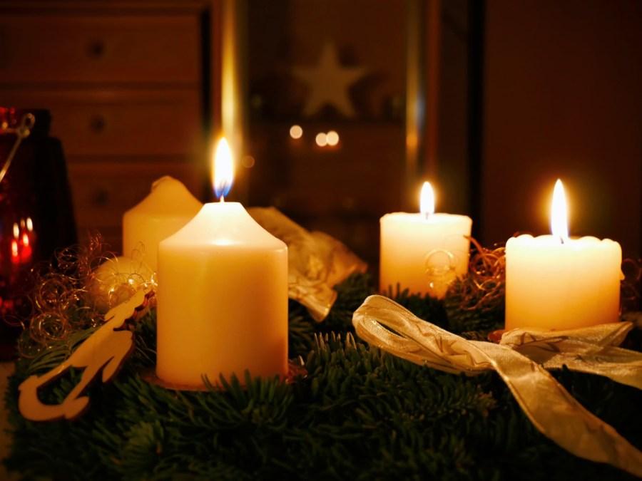 Fotos de velas encendidas