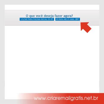 Criar Email Grátis R7 - Passo a Passo