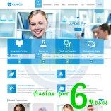 Criação de Site Médico - Assinatura Semestral