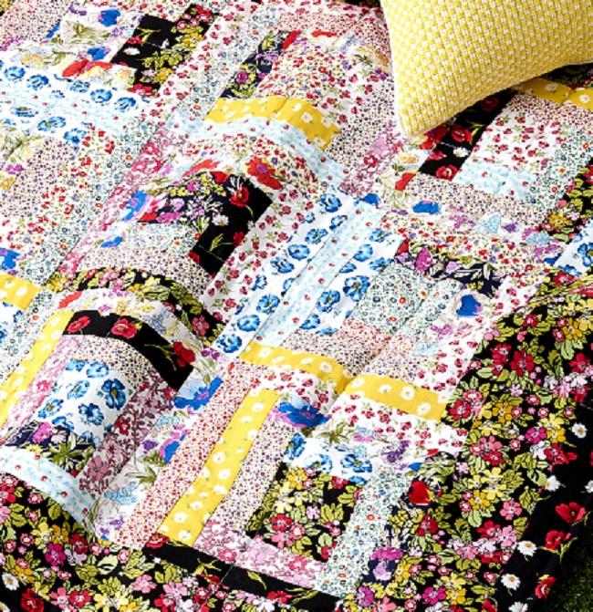Rose Hubble Quilt pattern