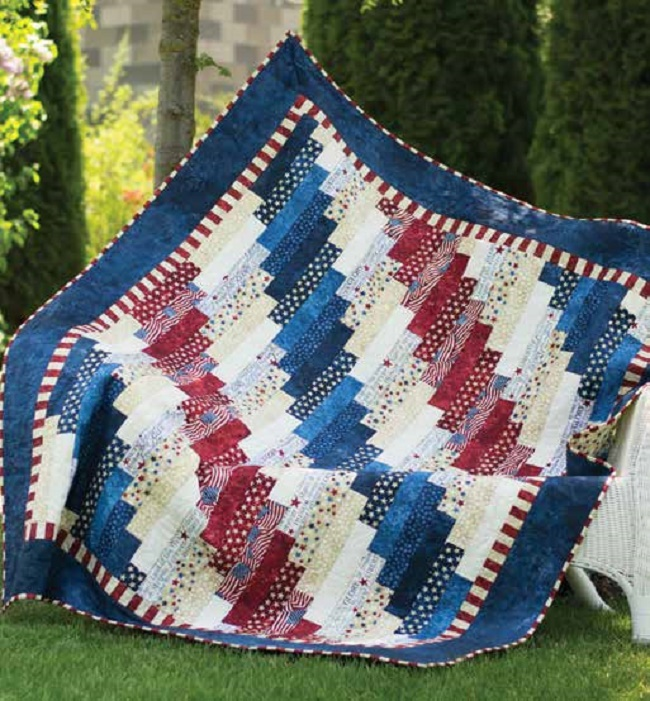Standing Strong Quilt
