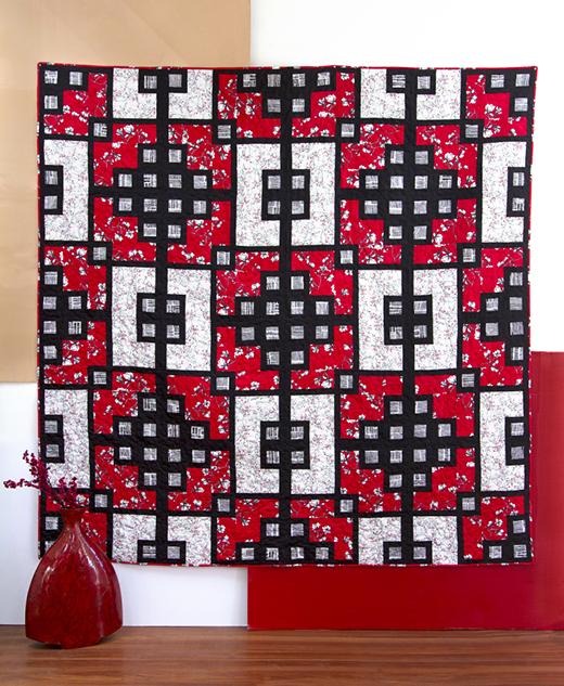 Shoji Quilt Pattern free