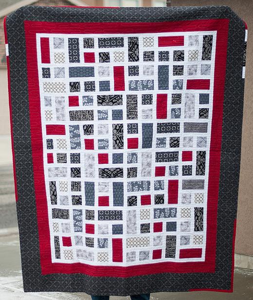 Rectangle quilt block tutorial