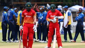 BetVictor SRI LANKA VS ZIMBABWE 2ND ODI