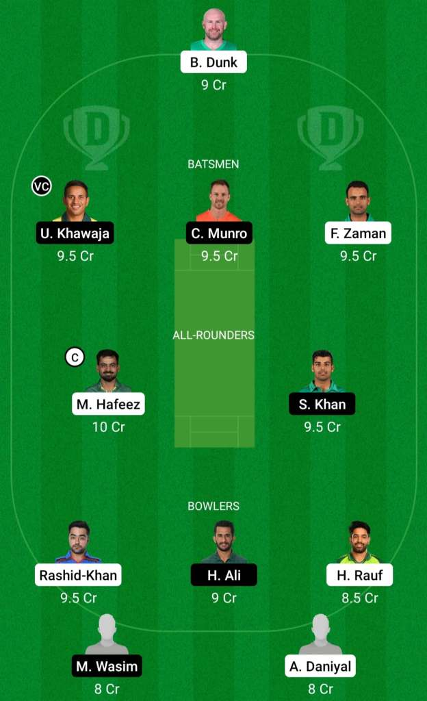 PSL 2021 Match 15: LAH vs ISL Dream11 Prediction Possible Playing 11 Pitch Report | LAH vs ISL Dream11 Prediction Today | Abu Dhabi Pitch Report