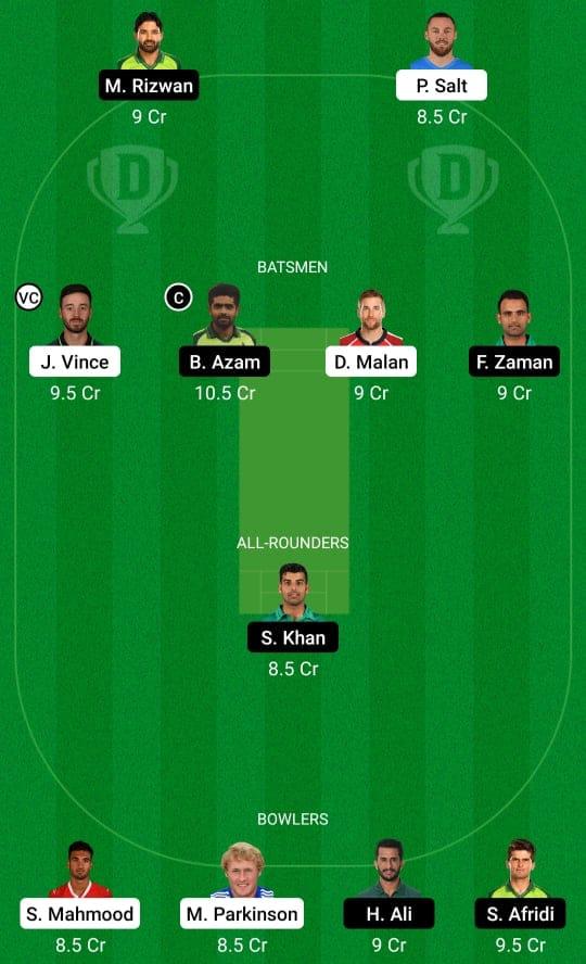 ENG vs PAK 2nd ODI Dream11 Prediction Possible Playing 11 Pitch Report | ENG vs PAK 2nd ODI Dream11 Prediction Today | England vs Pakistan 2nd ODI Key Players | Lord's Pitch Report