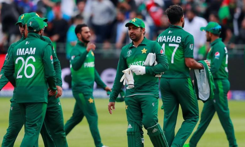 Pakistan squad England T20Is