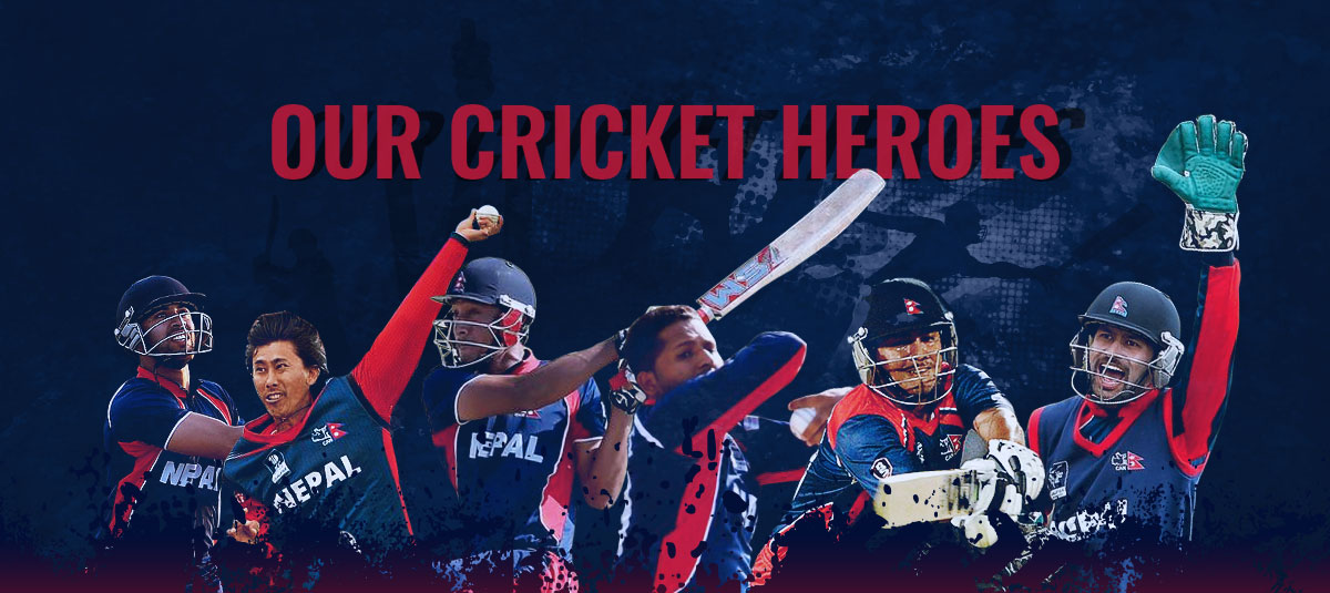 Our Cricket Heroes