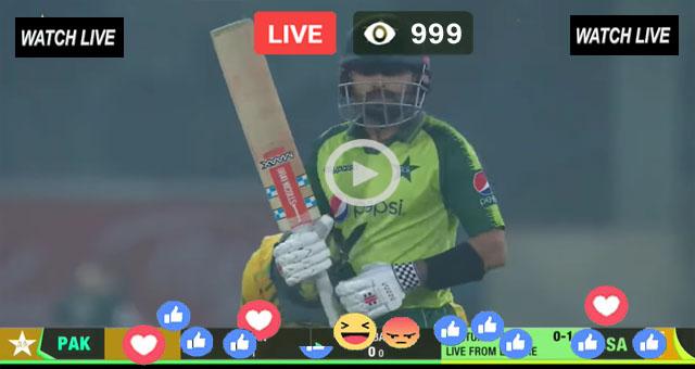 Pakistan vs South Africa Live Cricket - PTV Sports Live ...