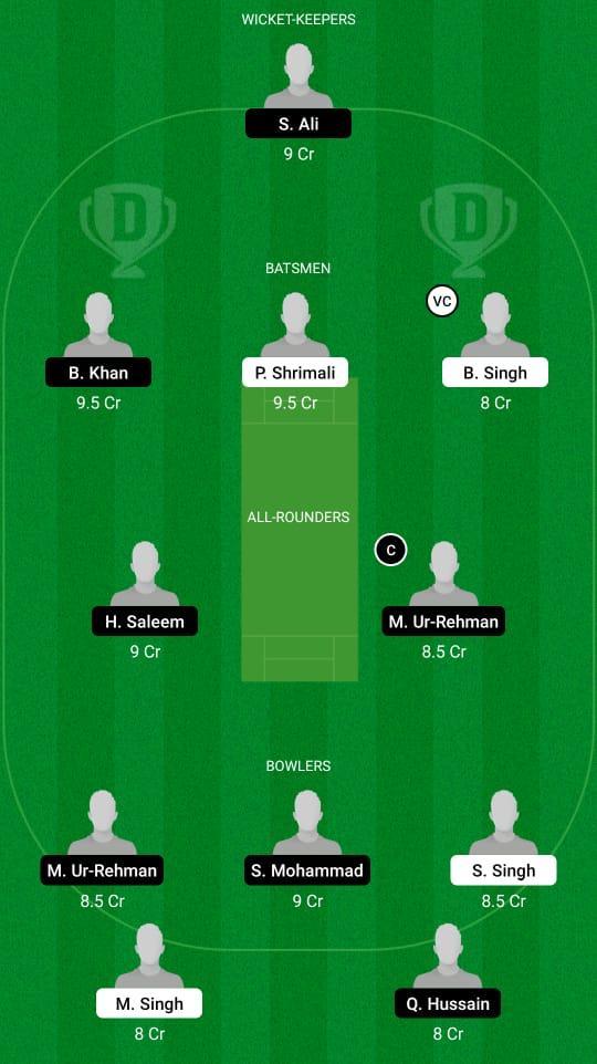 BLP vs BSK Dream11 Prediction Fantasy Cricket Tips Dream11 Team ECS T10 Barcelona