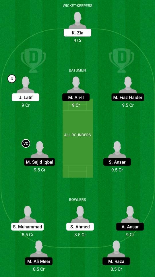 HAW vs TRS Dream11 Prediction Fantasy Cricket Tips Dream11 Team ECS T10 Barcelona