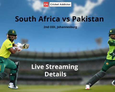 South Africa vs Pakistan 2021, 2nd ODI: When And Where To ...