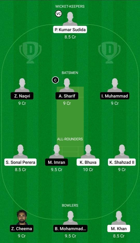 MCC vs FT Dream11 Prediction Fantasy Cricket Tips Dream11 Team ECS T10 Milan