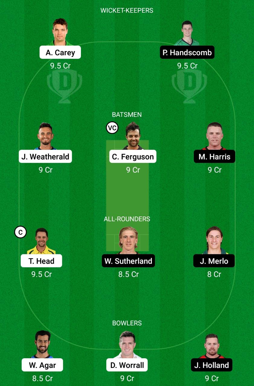 SAU vs VCT Dream11 Prediction Fantasy Cricket Tips Dream11 Team Australia One Day Cup