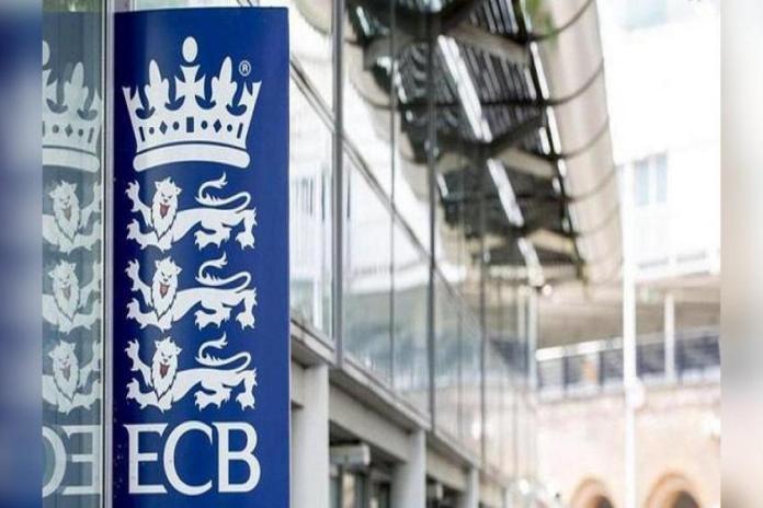 इंग्लैंड और वेल्स क्रिकेट बोर्ड (ईसीबी) (फोटो- ट्विटर)