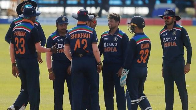 भारतीय क्रिकेट टीम, भारत बनाम श्रीलंका