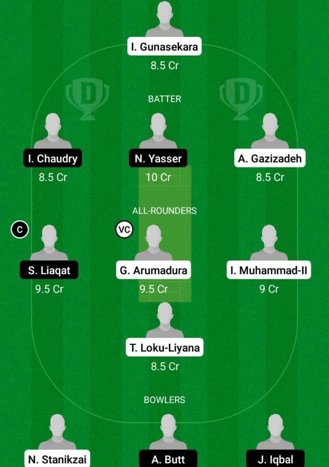 एफबीएल बनाम बीएससीआर ड्रीम11 प्रेडिक्शन फैंटेसी क्रिकेट टिप्स ड्रीम11 टीम फैनकोड ईसीएस टी10 ड्रेसडेन