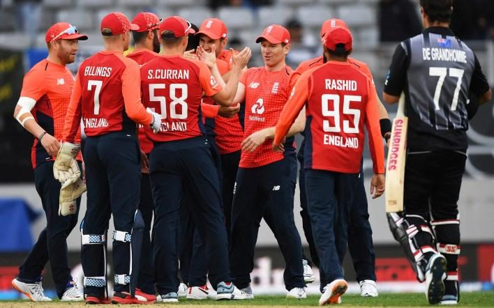 T20 World Cup 2021, England Cricket Team