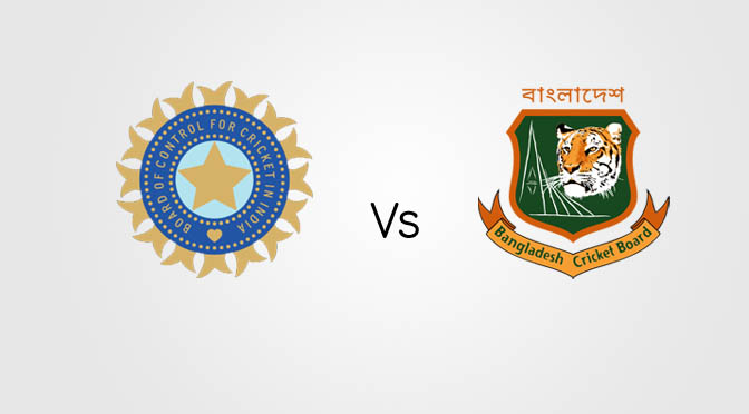 India vs Bangladesh '14 Preview