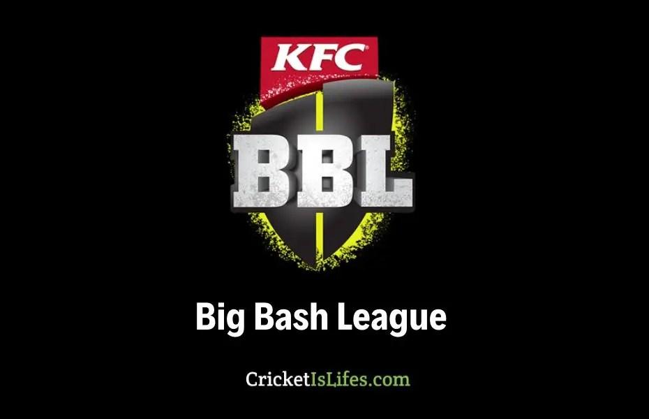 KFC Big Bash League - BBL