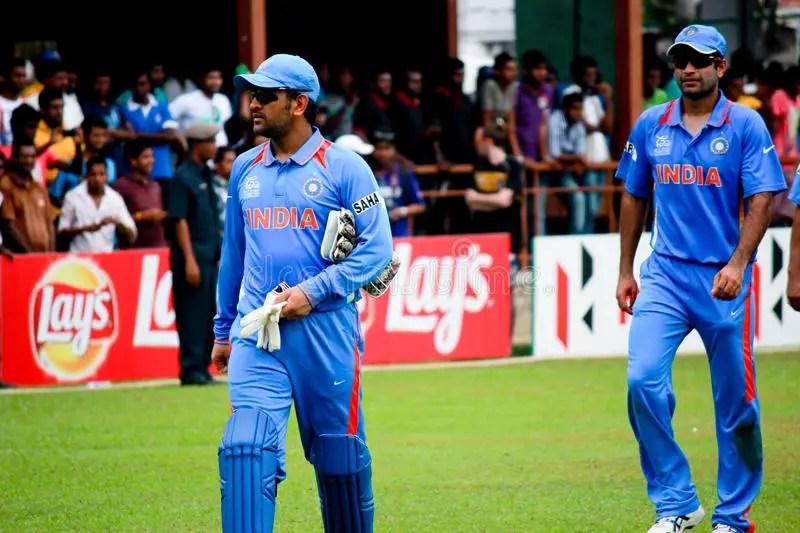 Indian Cricket Team under Terror Threat